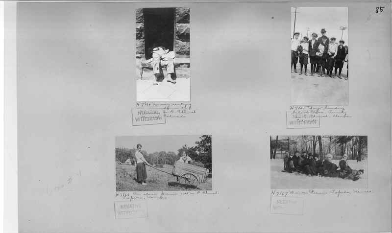 Mission Photograph Album - Cities #4 page 0085