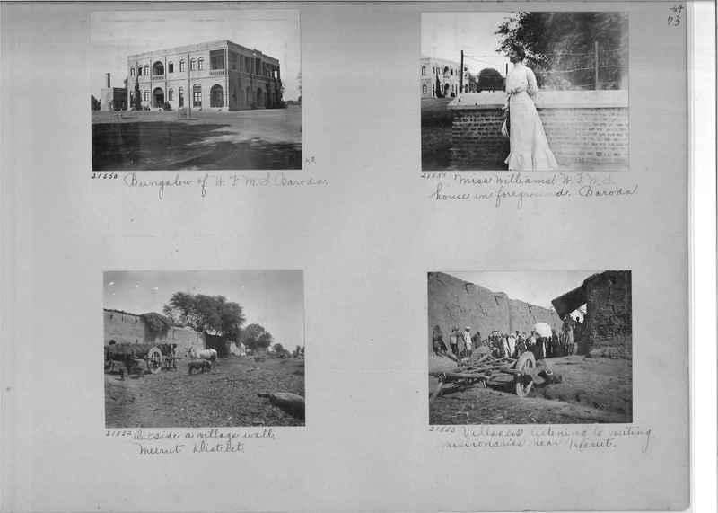 Mission Photograph Album - India #03 page_0073