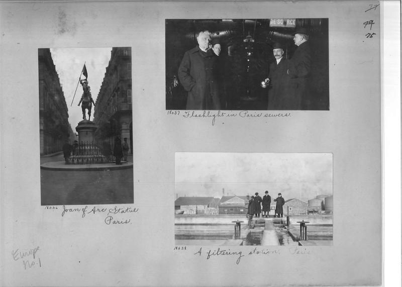 Mission Photograph Album - Europe #01 Page 0075