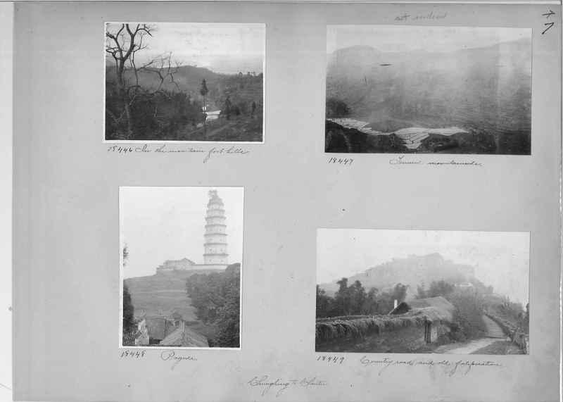 Mission Photograph Album - China #5 page 0007