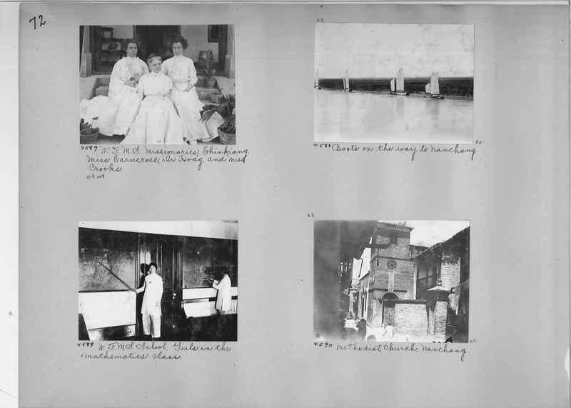 Mission Photograph Album - China #2 page  0072