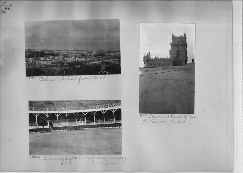 Mission Photograph Album - Europe #01 Page 0064