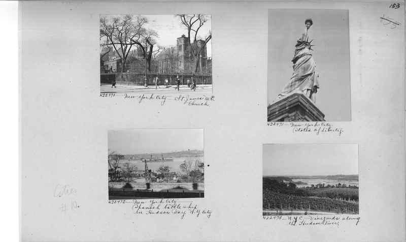 Mission Photograph Album - Cities #10 page 0153