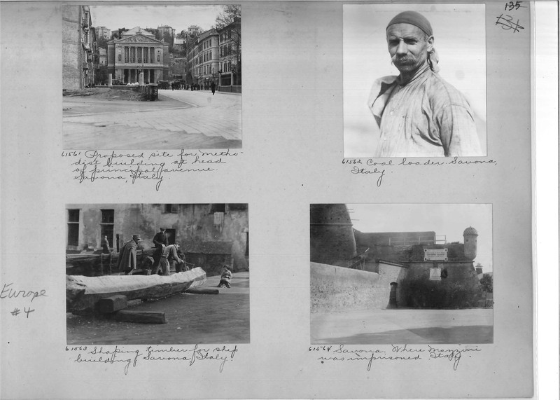 Mission Photograph Album - Europe #04 Page 0135