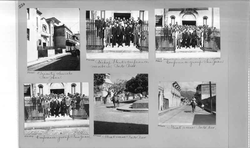 Mission Photograph Album - Puerto Rico #3 page 0226