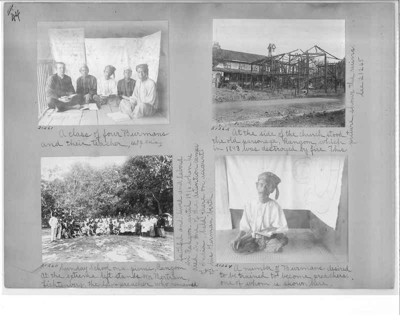 Mission Photograph Album - Burma #1 page 0044
