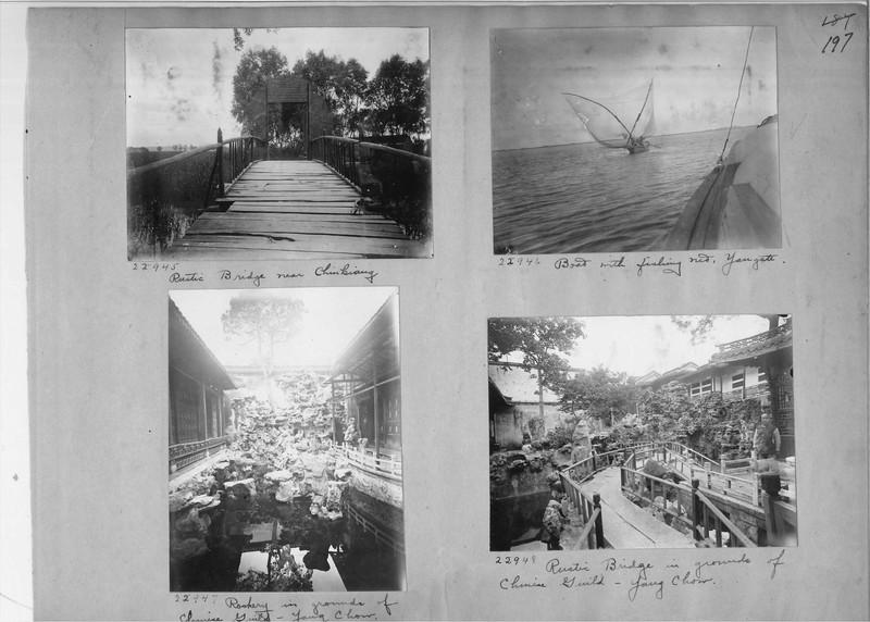 Mission Photograph Album - China #6 page 0197
