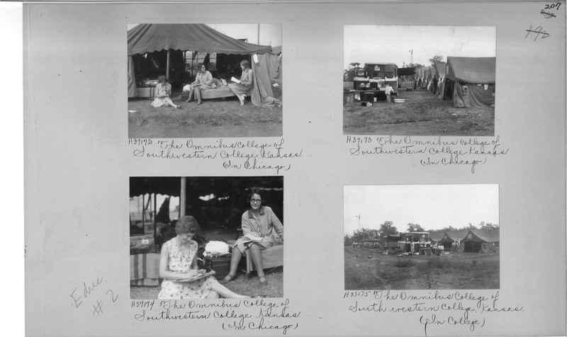 Mission Photograph Album - Education #2 page 0207