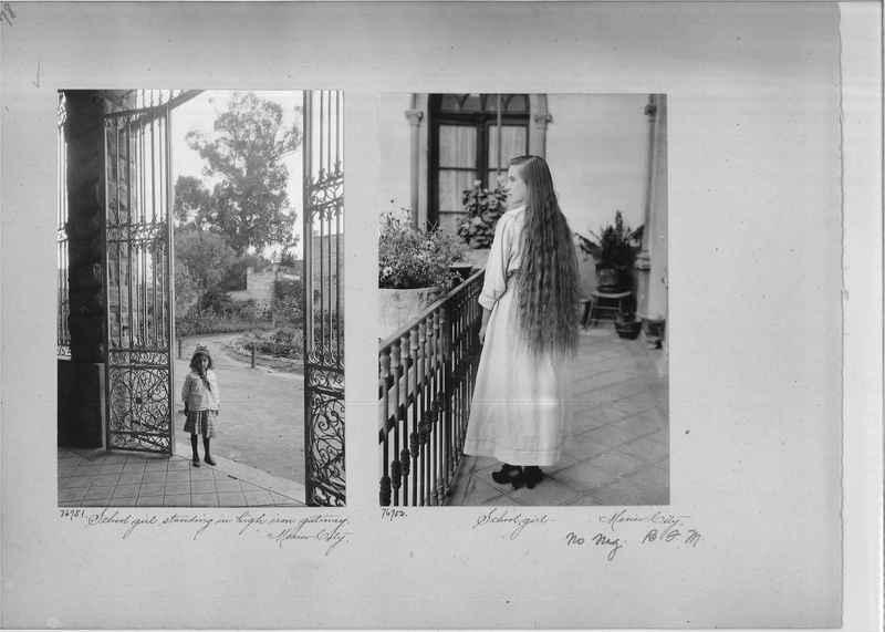 Mission Photograph Album - Mexico #05 page 0078