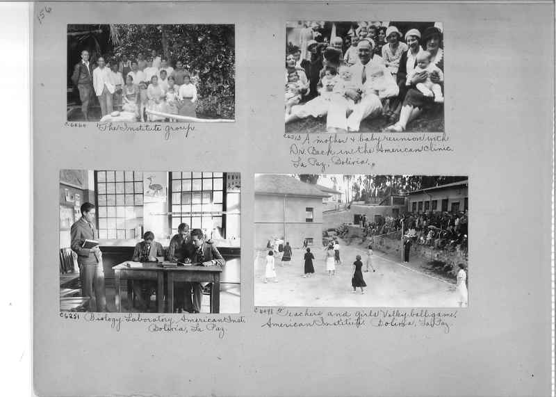 Misson Photograph Album - South America #8 page 0156
