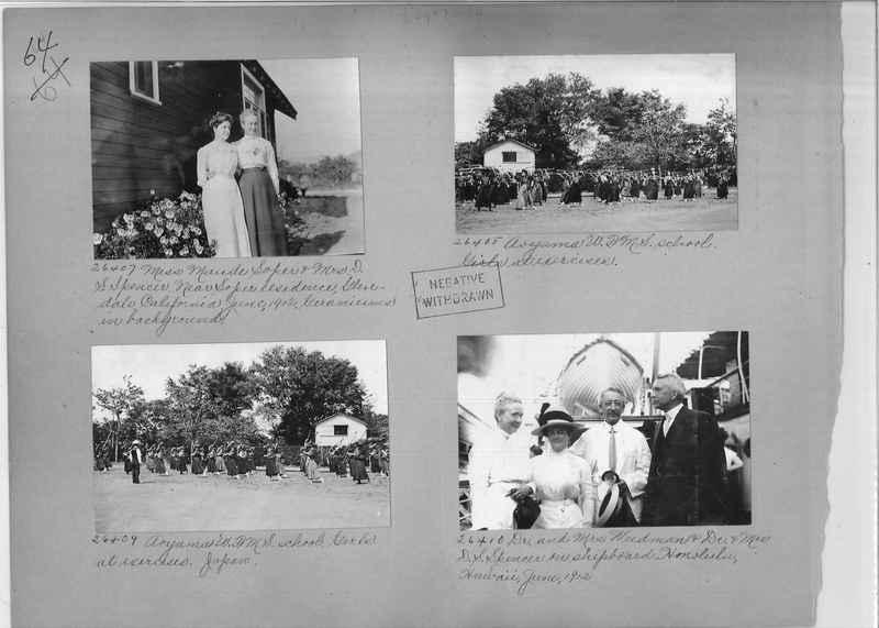 Mission Photograph Album - Japan #02 Page 0064
