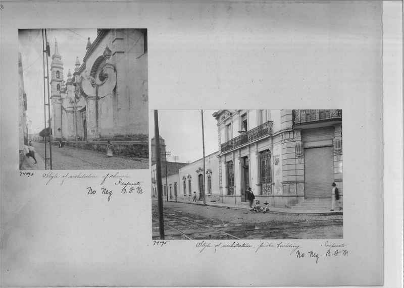 Mission Photograph Album - Mexico #05 page 0010