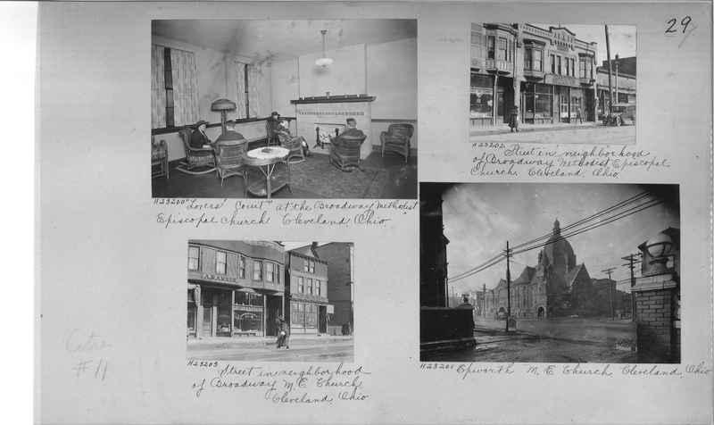 Mission Photograph Album - Cities #11 page 0029