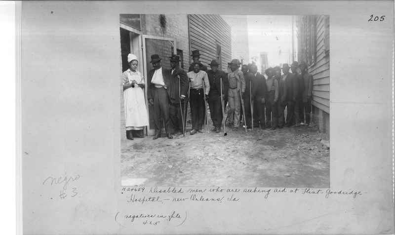 Mission Photograph Album - Negro #3 page 0205