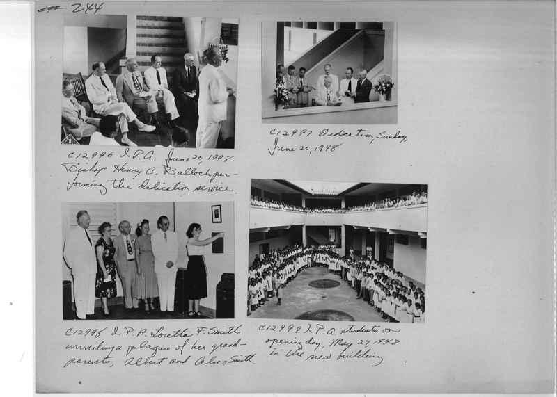 Mission Photograph Album - Panama #04 page 0244