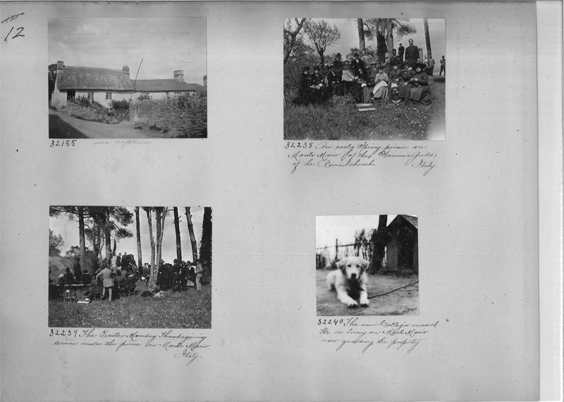 Mission Photograph Album - Europe #02 Page 0012