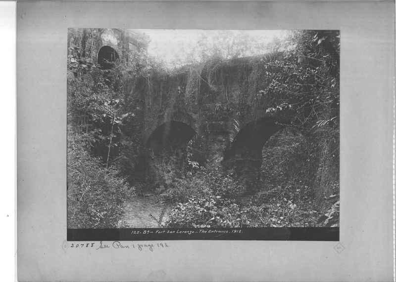 Mission Photograph Album - Panama OP #01 0086