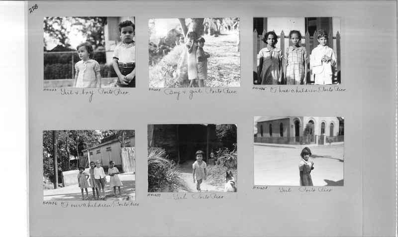 Mission Photograph Album - Puerto Rico #3 page 0228
