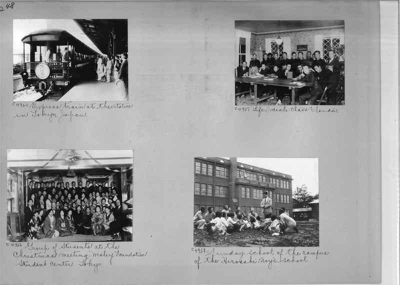 Mission Photograph Album - Japan #06 Page 0048