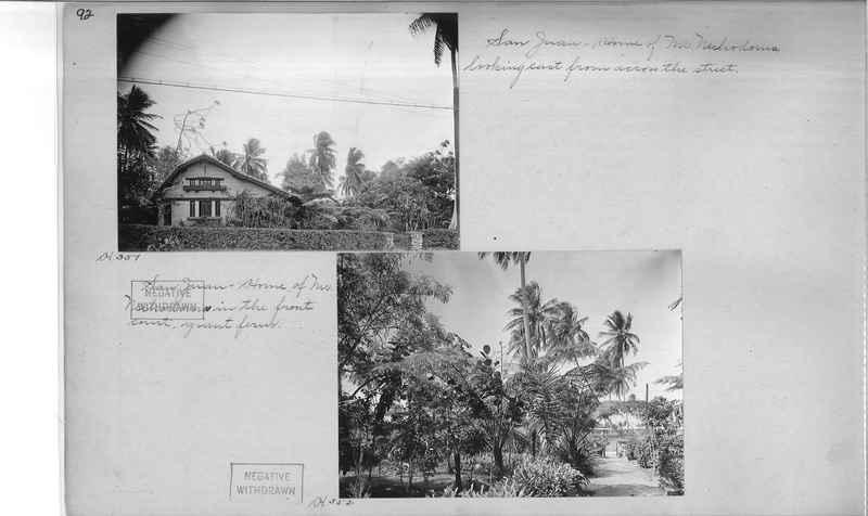 Mission Photograph Album - Puerto Rico #1 page 0092