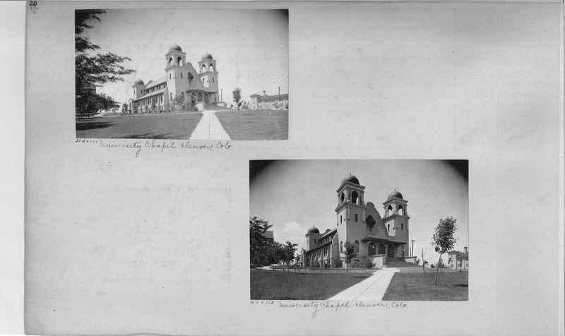 Mission Photograph Album - Cities #12 page 0020