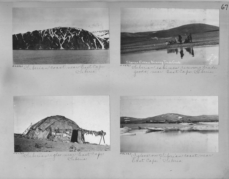 Mission Photograph Album - Alaska #1 page 0067