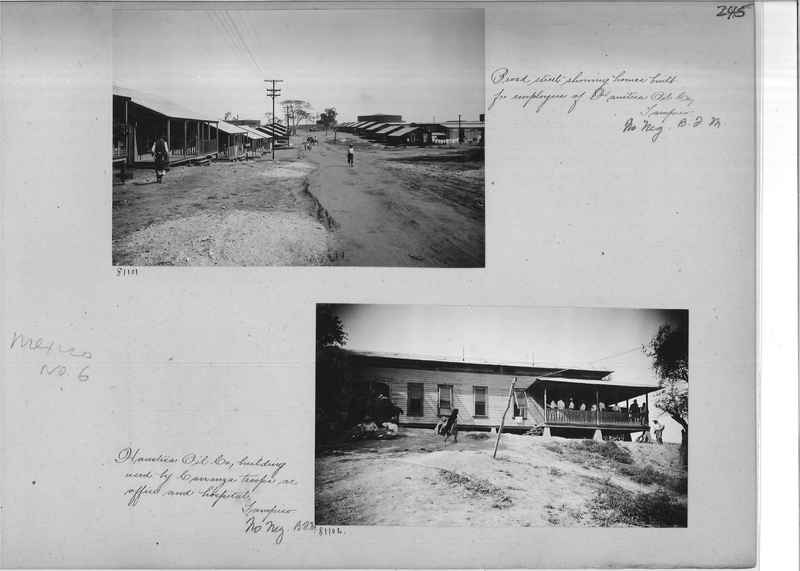 Mission Photograph Album - Mexico #06 page 0245