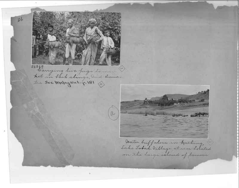 Mission Photograph Album - Malaysia O.P. #1 page 0036