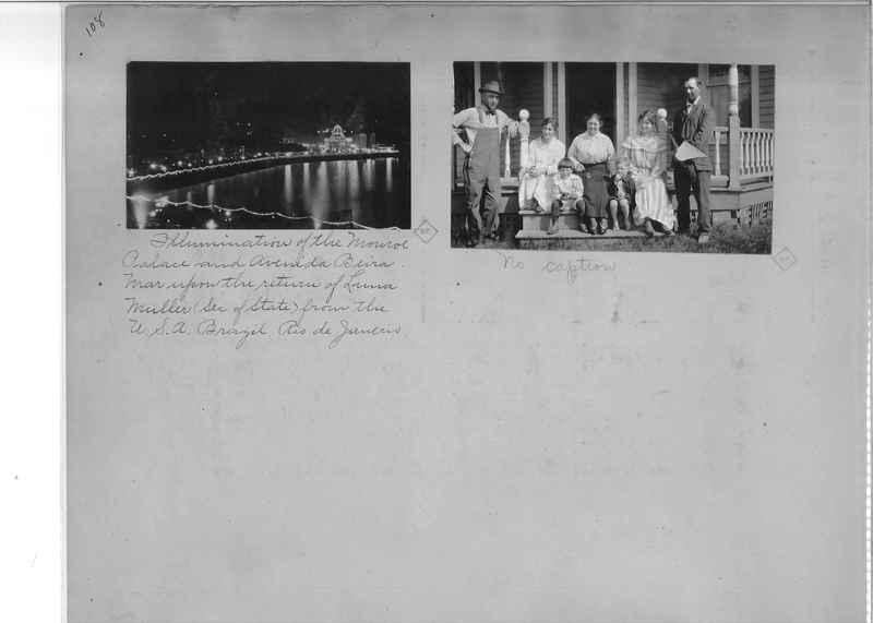 Mission Photograph Album - South America O.P. #1 page 0108