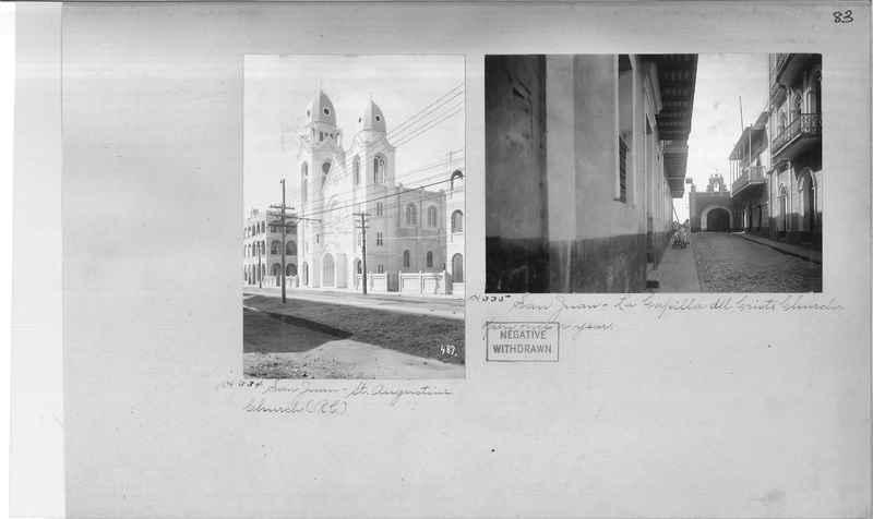 Mission Photograph Album - Puerto Rico #1 page 0083