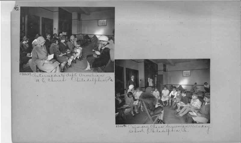 Mission Photograph Album - Cities #16 page 0092