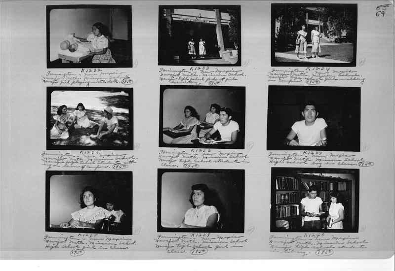 Mission Photograph Albums - Indians #3 Page_0059