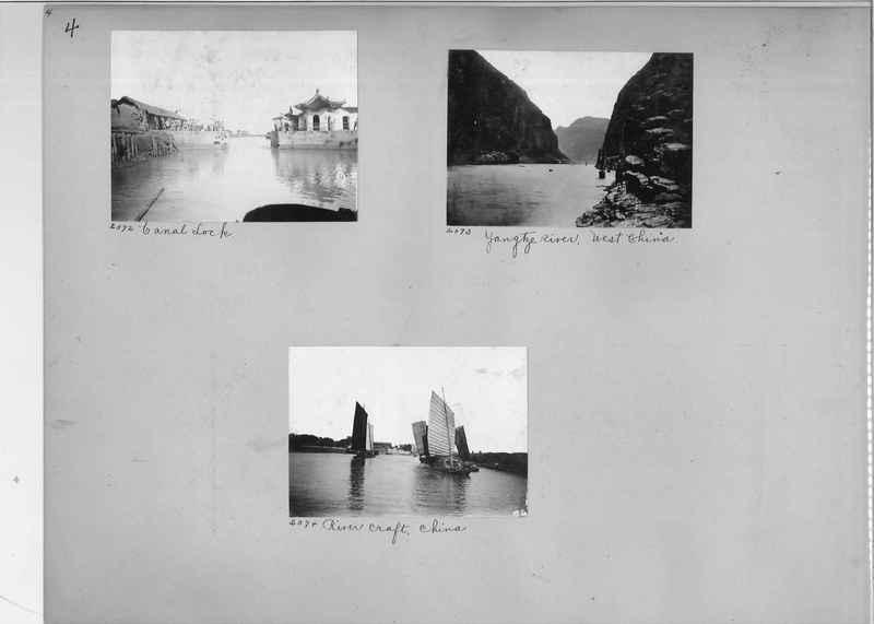 Mission Photograph Album - China #2 page  0004