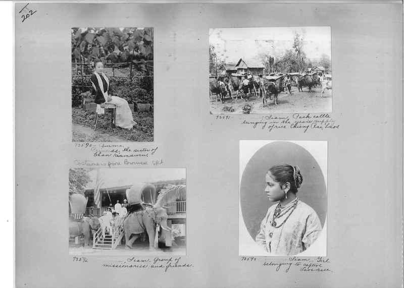 Mission Photograph Album - Burma #1 page 0202