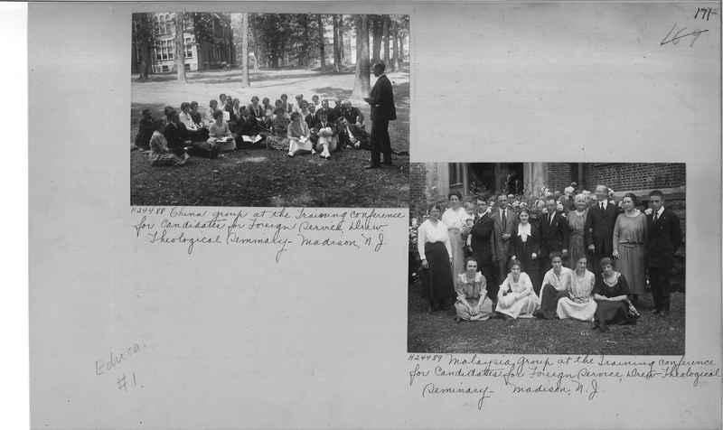 Mission Photograph Album - Education #1 page 0171