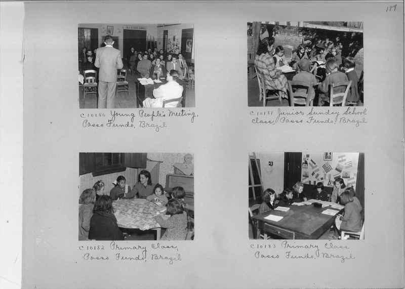 Misson Photograph Album - South America #8 page 0189