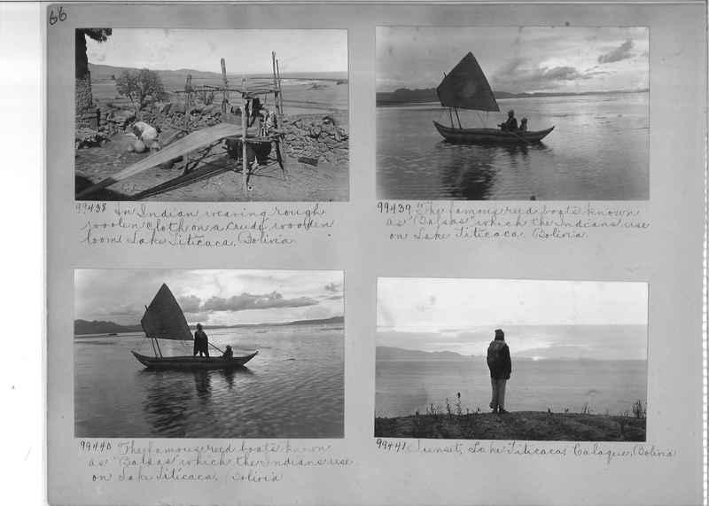 Misson Photograph Album - South America #8 page 0066