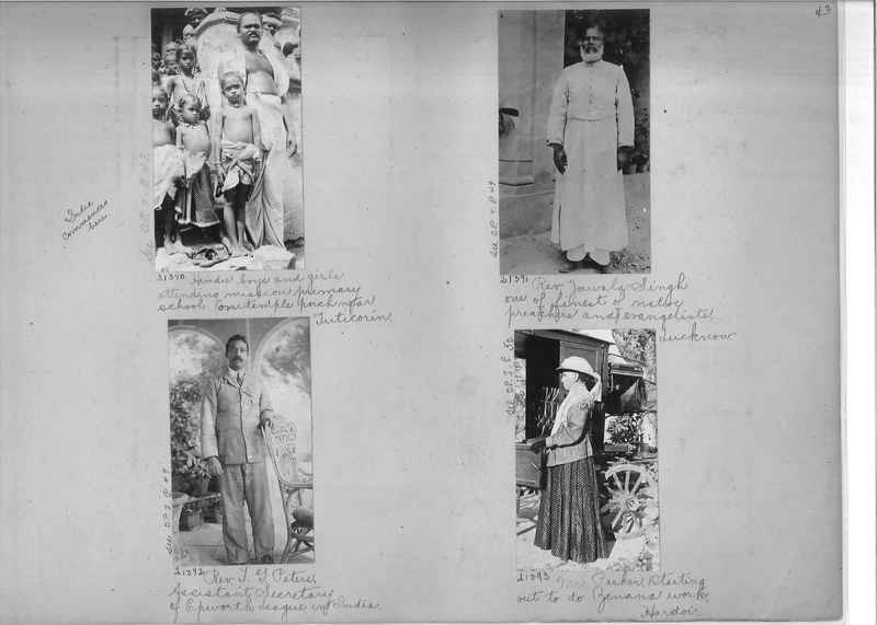 Mission Photograph Album - India #03 page_0043
