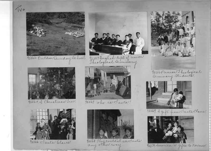 Mission Photograph Album - Korea #5 page 0160