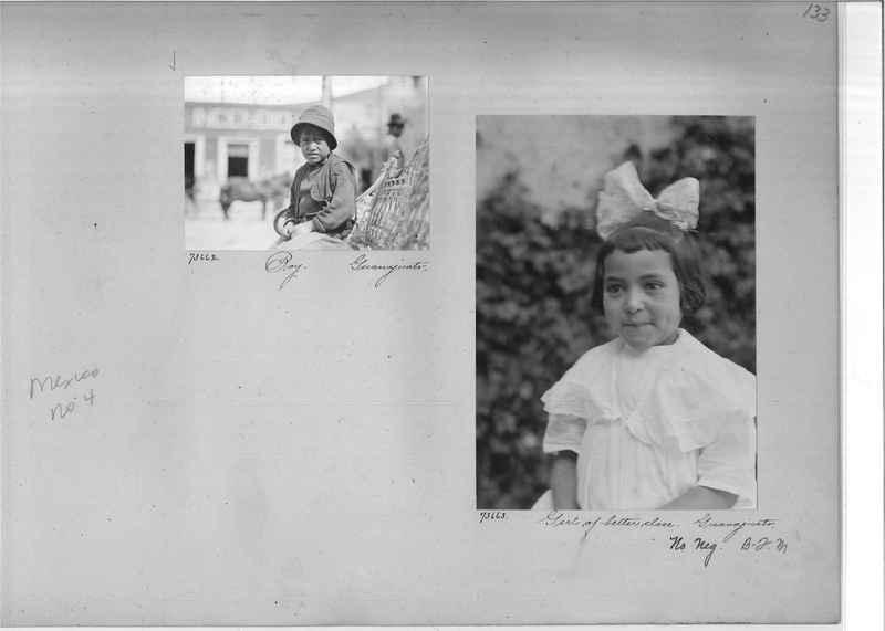 Mission Photograph Album - Mexico #04 page 0133