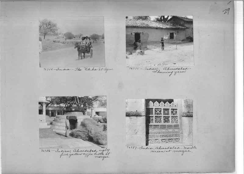 Mission Photograph Album - India #09 Page 0029