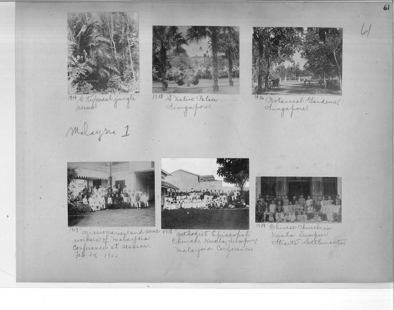 Mission Photograph Album - Malaysia #1 page 0061