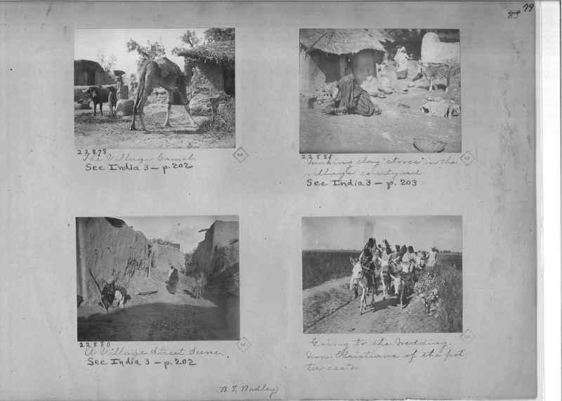 Mission Photograph Album - India - O.P. #01 Page 0079