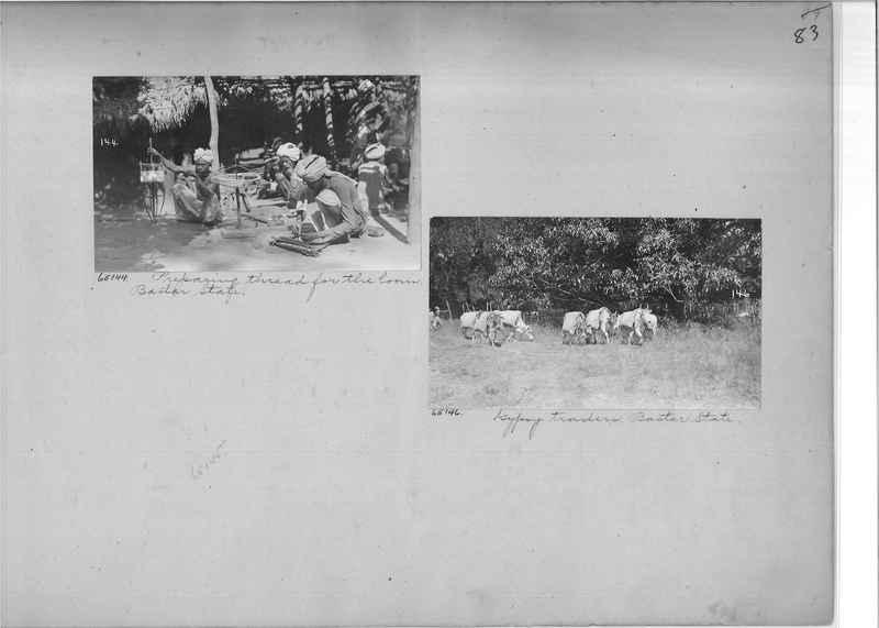 Mission Photograph Album - India #08 Page 0083