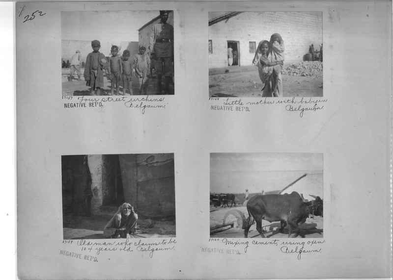 Mission Photograph Album - India #09 Page 0252
