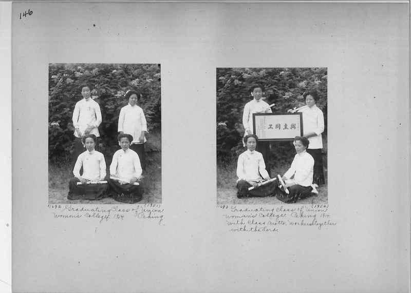 Mission Photograph Album - China #2 page  0146