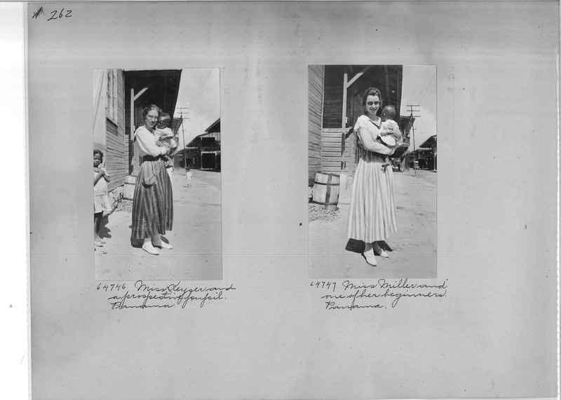 Mission Photograph Album - Panama #02 page 0262