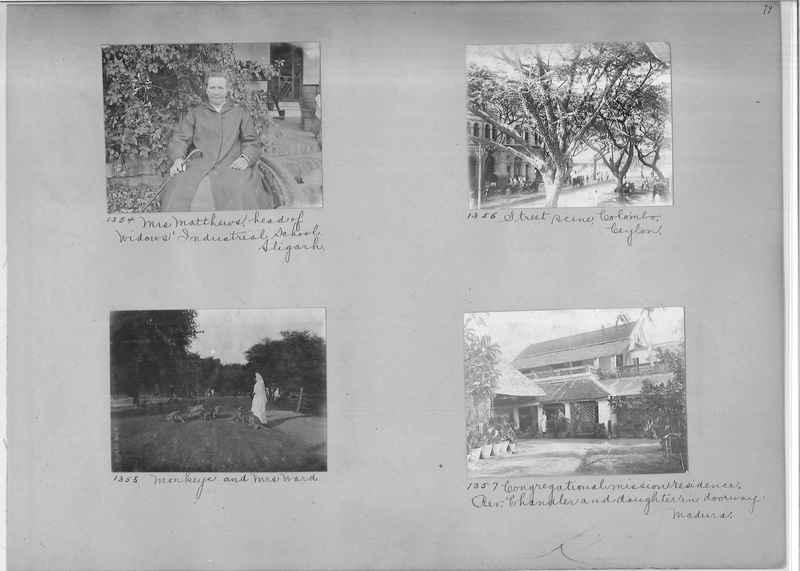 Mission Photograph Album - India #01 page 0079