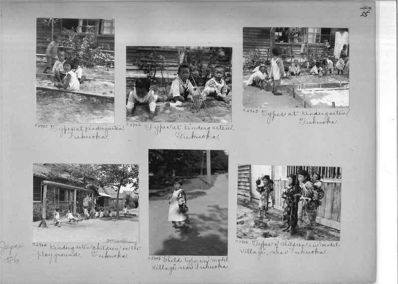 Mission Photograph Album - Japan #06 Page 0055
