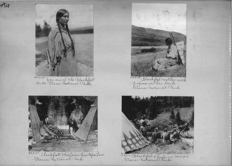 Mission Photograph Album - Indians #2 page_0108